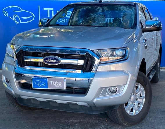 Ford Ranger Dc 4x2 Xlt 2.5n C/gnc 2018 Eduardo.