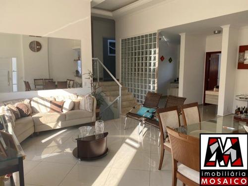 Imagem 1 de 30 de Casa Em Condomínio, Residencial Araucária, Segurança 24 Horas, Bairro Caxambú Em Jundiaí,sp,  Permuta Com Apto - 22526 - 4689496