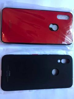 Case E Película 9d Xiaomi Redmi 7