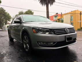 Hermoso Passat Vw Volkswagen 2.5 Confortline De Agencia Serv