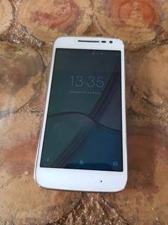 Moto G4 Play Usado Com 64 Gb De Memória Interna