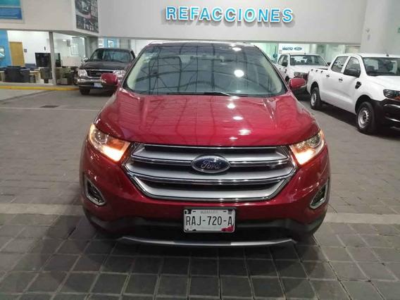 Ford Edge 2017 5p Sel Plus V6/3.5 Aut