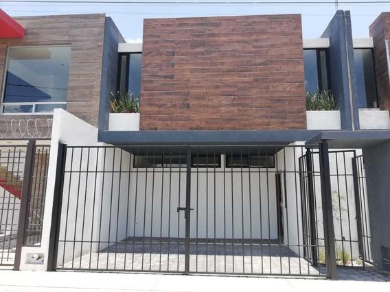 Estrena Casa De Moderno Diseño En El Venado, Pachuca,hgo.