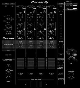 Adesivo - Áudio Profissional e DJs [Promoção] no Mercado