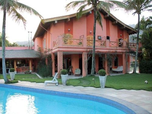 Casa  Residencial À Venda, Em Condomínio Fechado! - Ca0071 - 34709363