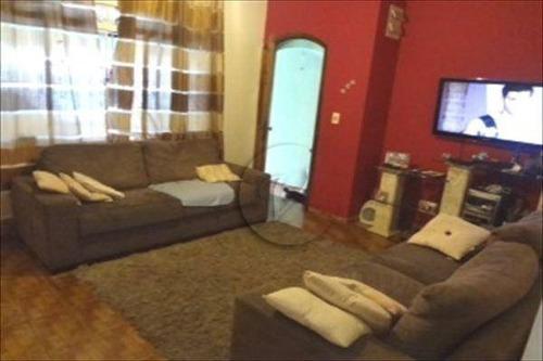 Sobrado Residencial À Venda, Vila Luzita, Santo André - So0193. - So0193