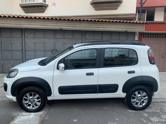 Fiat Uno 1.4 Way Mt 2019