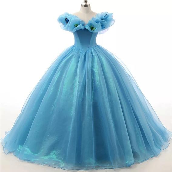 Vestido De Xv Años Quince Años Quinceañera 15 Años Princesa