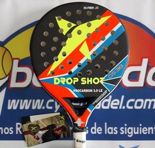 Drop Shot Pro Carbon 3.0 !! - Envio Gratis + Regalos !!