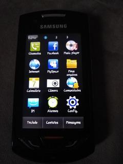 Celular Antigo Samsung.