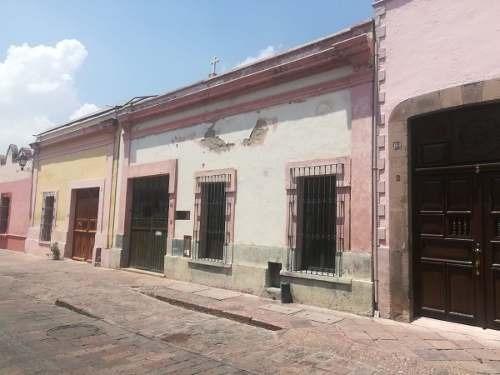 Magníficos 2 Terrenos En Venta En El Centro Histórico Con Proyecto De Hotel (mt)