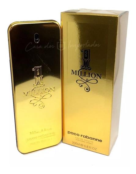 Perfume Paco Rabanne One Million Eau De Toilette 100ml