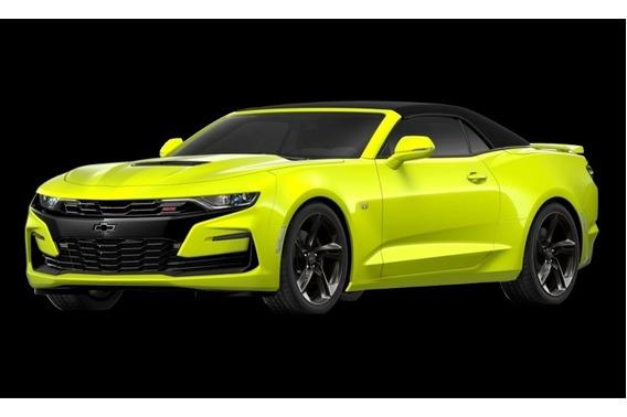 Camaro 6.2 V8 Gasolina Ss Automático