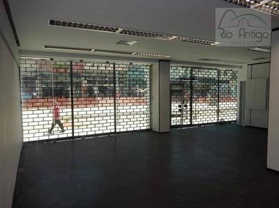 Loja Comercial - Avenida Marechal Floriano - Locação - Centro - Lo0092