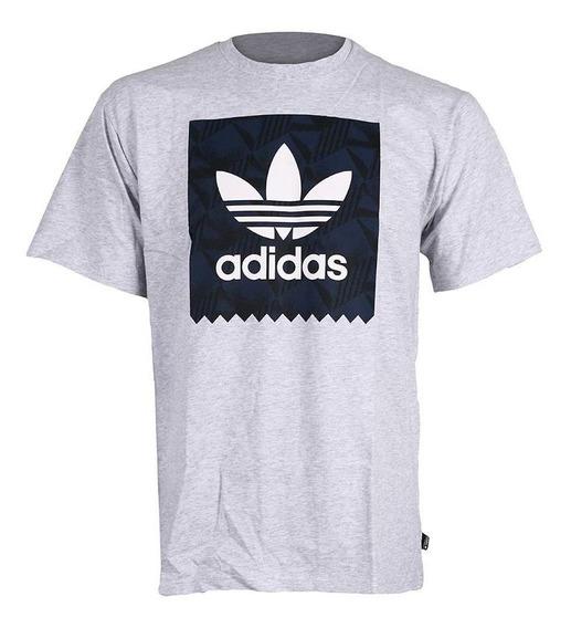 Remera Urbana Bb Print Tee 1 Gr/ng/mn adidas Hombre