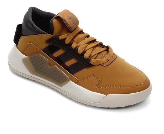 Tênis adidas Bball 90s Masculino - Mostarda Nota Fiscal