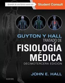 Libro Tratado De Fisiología Medica Guyton