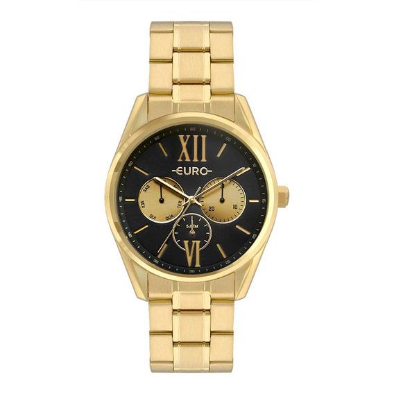 Relógio Euro Feminino Dourado Eu6p79ad/4p