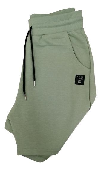 Short Hl Walkshort Mint Hombre Wal109450