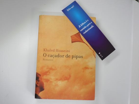 Livro O Caçador De Pipas De Khaled Hosseini +brinde