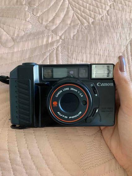 Camera Antiga Canon