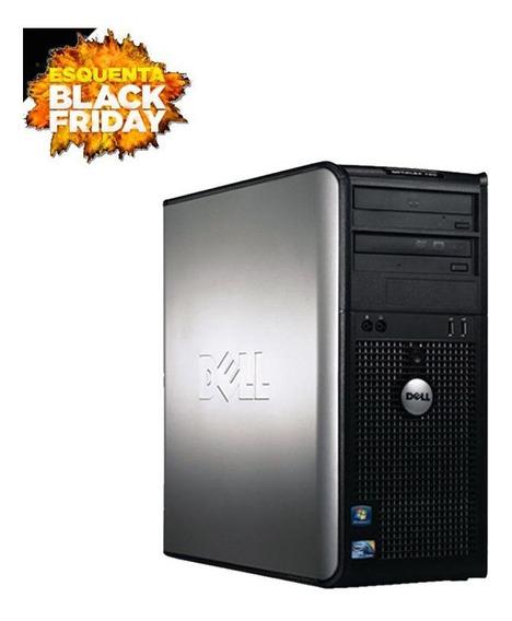 Pc Dell 780 Intel Core 2 Duo E8400 4gb Hd 500gb