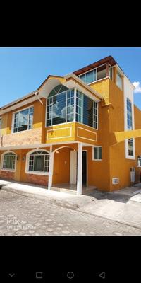 Rento Casa En El Valle De Loa Chillos, Zona Recidensial