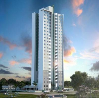 Apartamento Em Plano Diretor Sul, Palmas/to De 63m² 2 Quartos À Venda Por R$ 210.000,00 - Ap166250