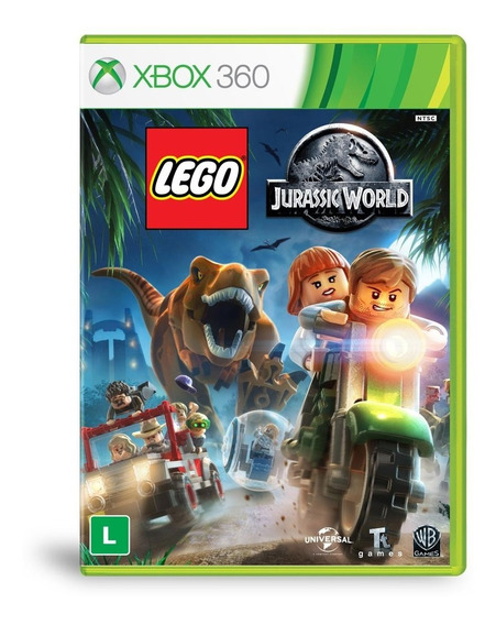 Lego Jurassic World - X360