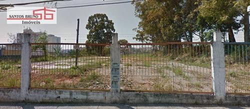 Imagem 1 de 1 de Terreno À Venda, 7700 M² Por R$ 15.800.000,00 - Vila Jaraguá - São Paulo/sp - Te0078