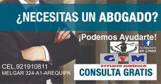 Abogados Asesoría Gratuita Arequipa