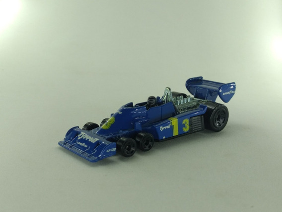 Hot Wheels Tyrrell P34 - Loose