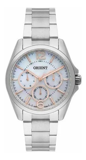 Relógio Orient - Fbssm032 - Prata - Feminino 61331