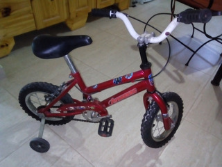 Bicicleta Marca Bmx, Modelo Avengers, Rodado 12.