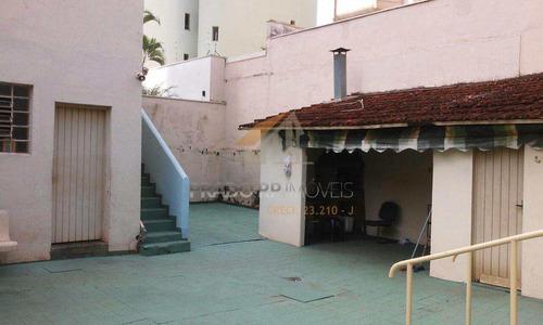 Casa Com 3 Dorms, Centro, Ribeirão Preto - R$ 950.000,00, 270,2m² - Codigo: 55866 - V55866