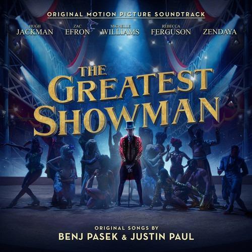 Vrs Artists The Greatest Showman (or. Soundtrack) Lp Us Imp