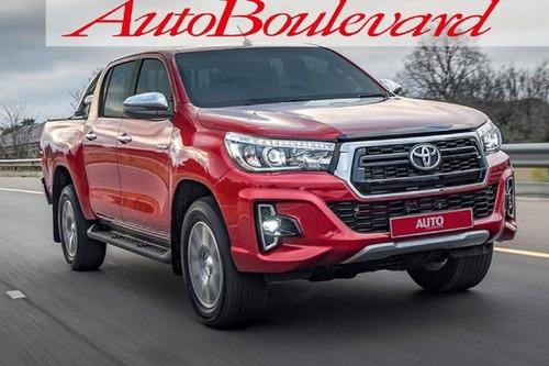 Toyota Hilux 4x2 Srv 2.7 Nafta 2021. Financiación Bancaria!!