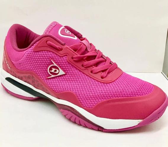 Zapatillas Dunlop Mujer Srixon Revo Tenis Padel