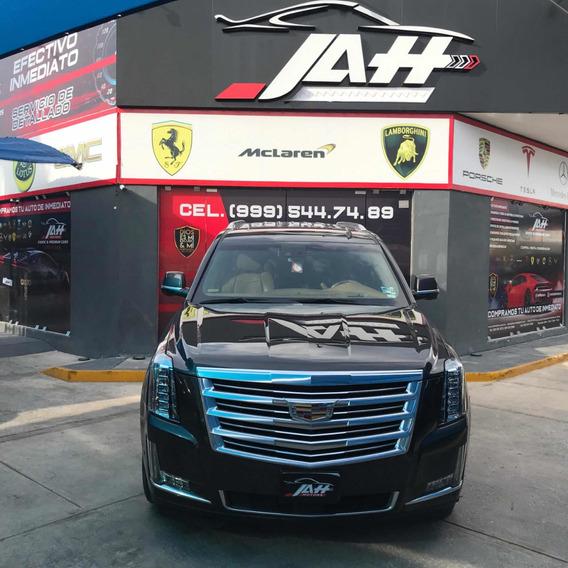 Cadillac Esw Awd Platinum