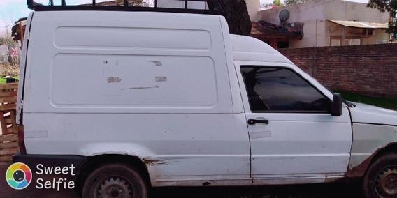 Fiat Fiorino 1.7 D Dh 2001