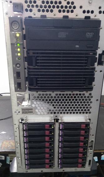 Servidor Storage Hp Ml370