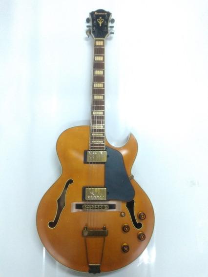 Guitarra Relic Ibanez Akjv 90d Dal Semi Acustica Nota Fiscal