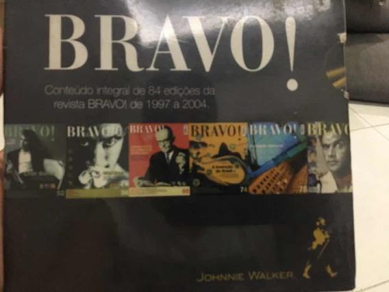 Box Revista Bravo 84 Edições ( 7 Anos -1994/ 2007)