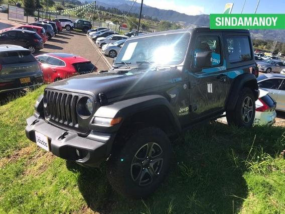 Jeep Wrangler Sport Jl 3.6 4x4 Aut 3p 2019 Fzr089