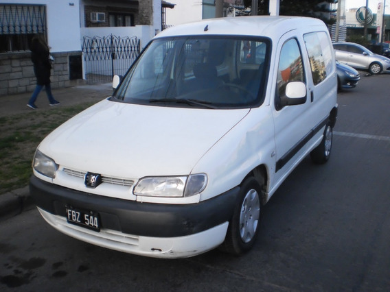 Peugeot Partner Furgon 2006 $199000 Base