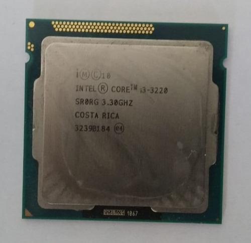 Processador I3 3220 3° Geração 3.3ghz
