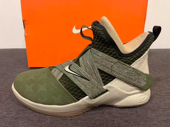 Tenis Nike Lebron Soldier Xii (gs)