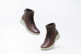 Botin Outdoor Dama Flexi 37509 Whisky 100% Originales