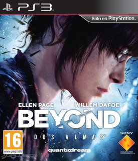Beyond Two Souls Ps3 - Formato Digital