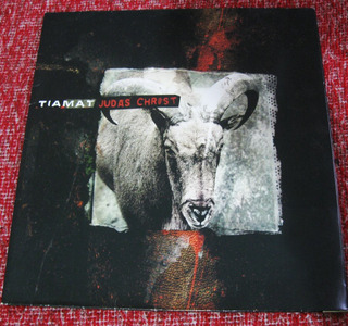 Tiamat Judas Christ Lp Original